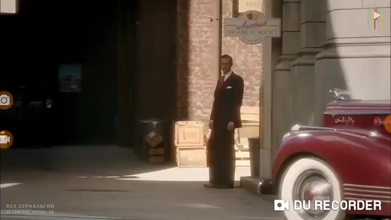 лучший момент Агент Картер