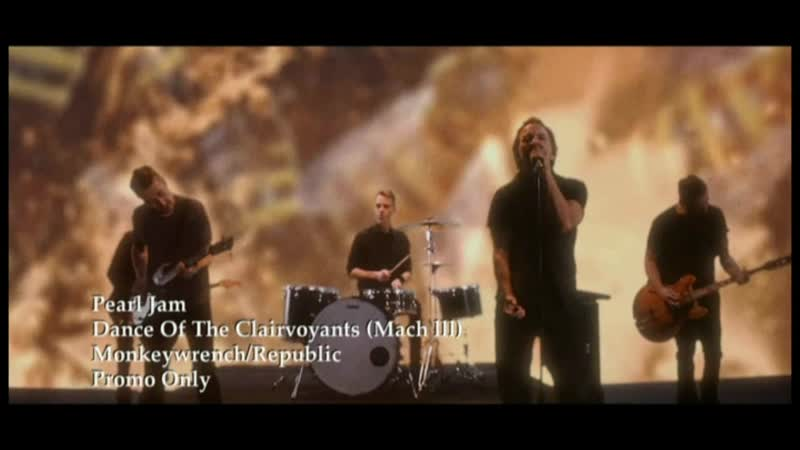 Pearl Jam Dance Of The Clairvoyants Mach III 2020