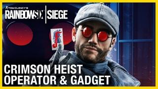 Rainbow Six Siege: Crimson Heist Operator Gameplay Gadget and Starter Tips   Ubisoft [NA]