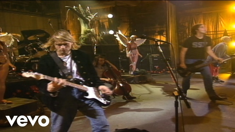 Nirvana 11 Blew Live in MTV Live and Loud Seattle Washington USA 13 12 1993