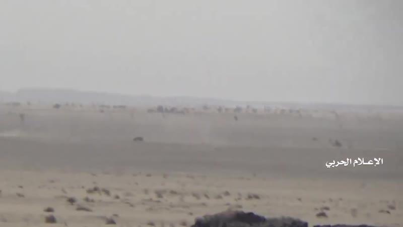 Отражение атаки хадистов на Лабинат