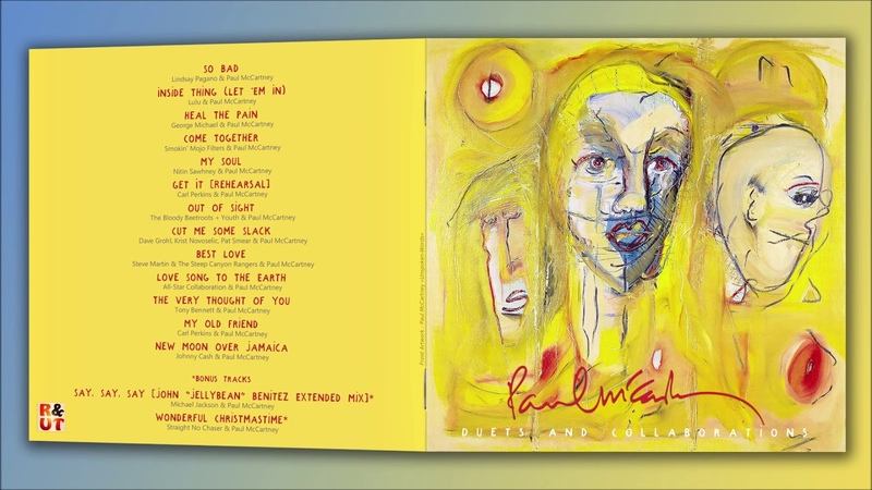 Paul McCartney Duets And Collaborations by R UT