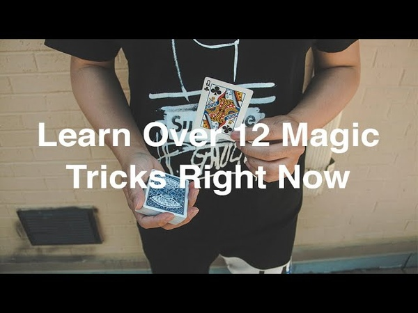 Just Ideas Pure Sleight of hand magic Learn it now
