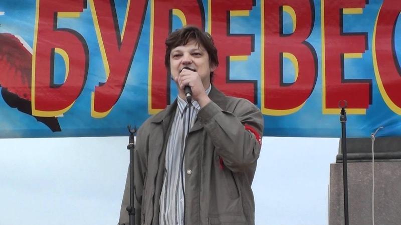 Александр Батов (Буревестник 2011-08-21)