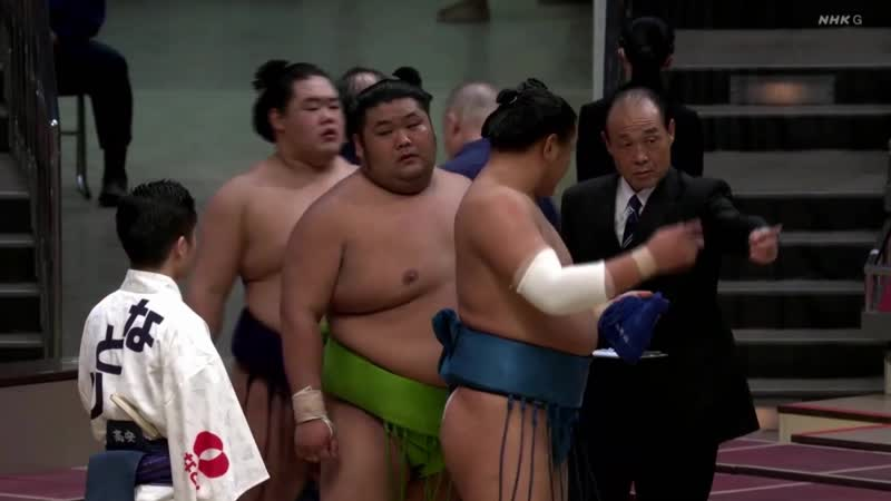 Playoff - July 2020, Juryo Yusho - Day 15 (NHK)