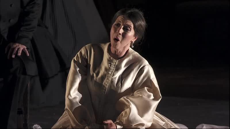 Donizetti Lucia di Lammermoor Доницетти Лючия ди Ламмермур Teatro Real 2018