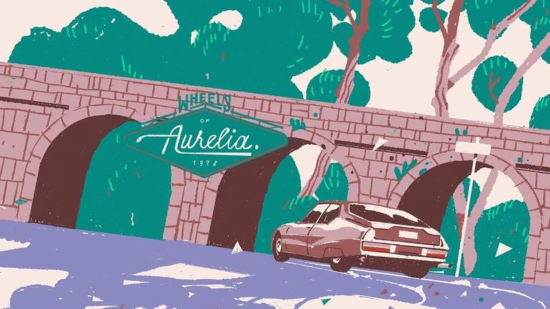 Новый Нид фор Спид. Wheels of Aurelia