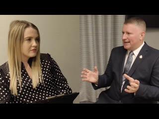 ASHLEA SIMON INTERVIEWS PAUL GOLDING