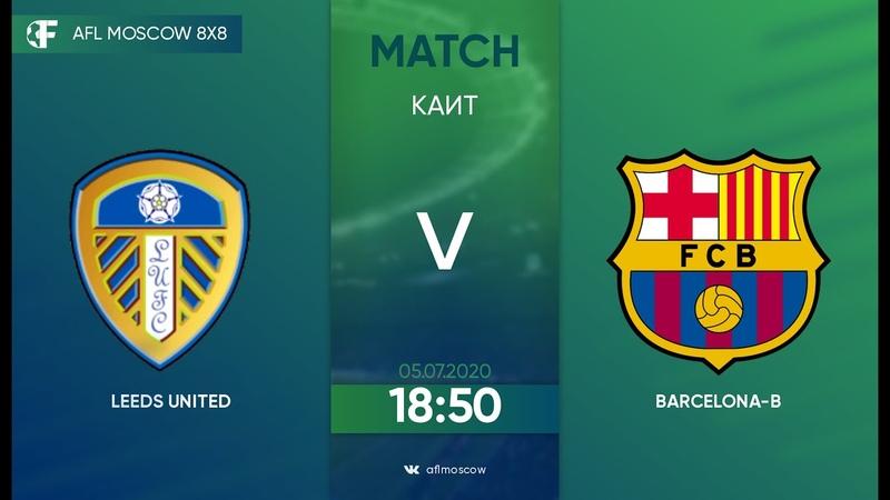 AFL20. Euroleague A1. Leeds United - Barcelona-B