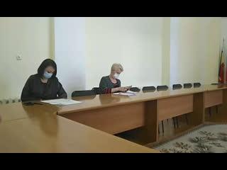 Пресс-конференция о коронавирусе в Шахтах