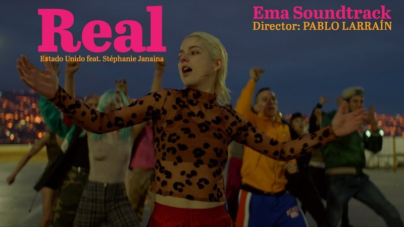 REAL E$tado Unido feat Stéphanie Janaina Ema Soundtrack