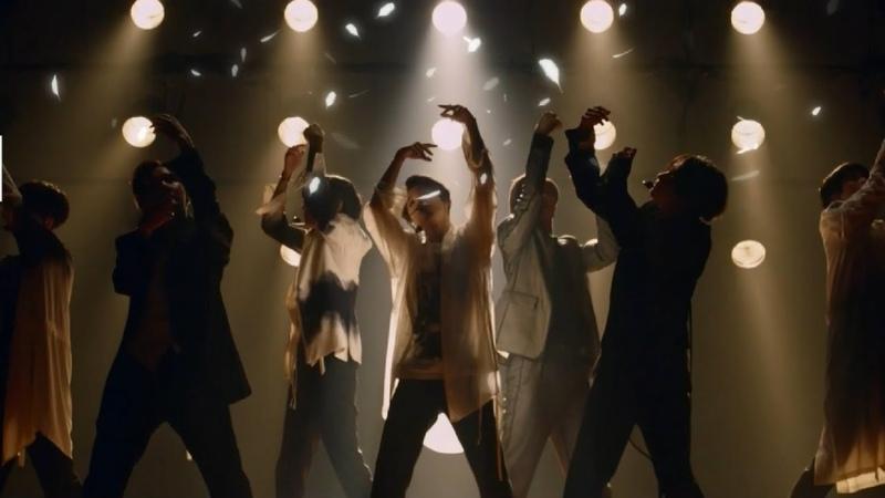 200718 BTS 방탄소년단 Black Swan @ NHK Songs 2020