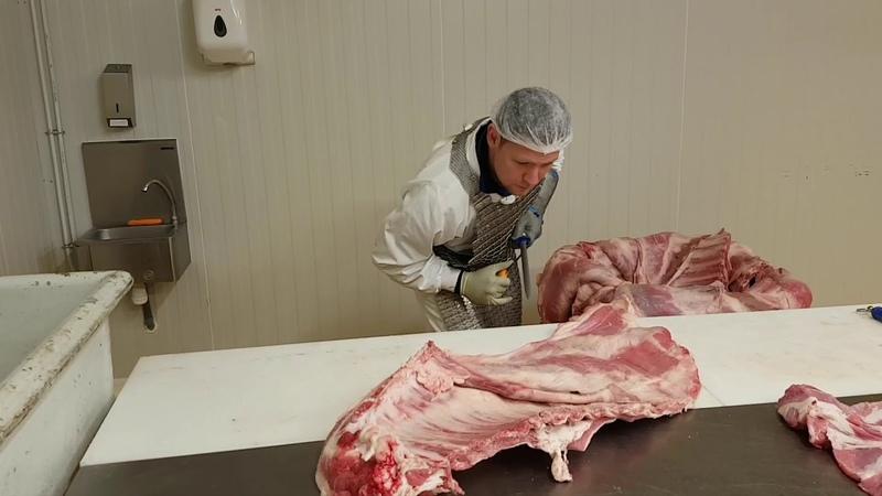 Desosseur boucher hızlı kasaprocky
