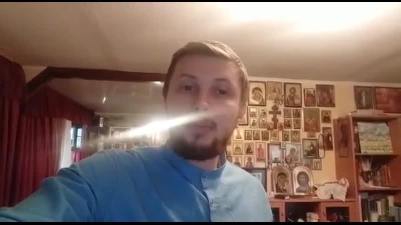 ⚡Схиигумен Сергий Романов Посланники хабада