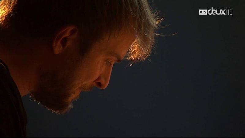 Nils Frahm Hammers Live at Montreux Jazz Festival 2015