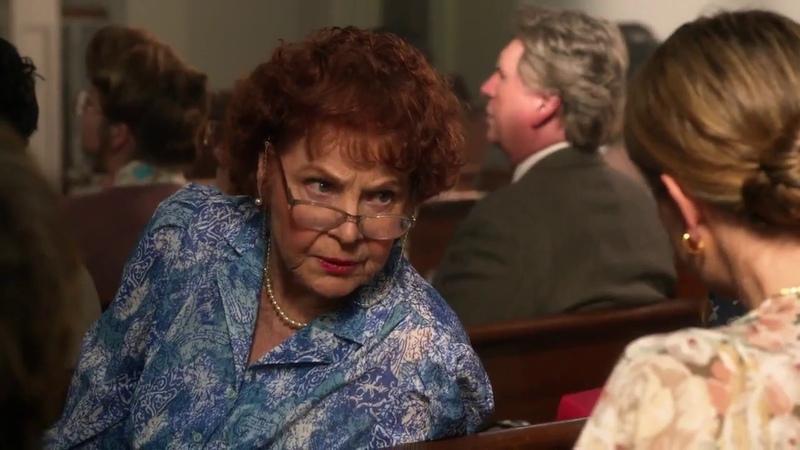 Шелдон и Мэри в церкви Что с ним не так Кураж Бамбей