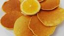 -51 кг. Апельсиновые пп-панкейки. Рецепты, на которых я худею. Всего 160 ккал