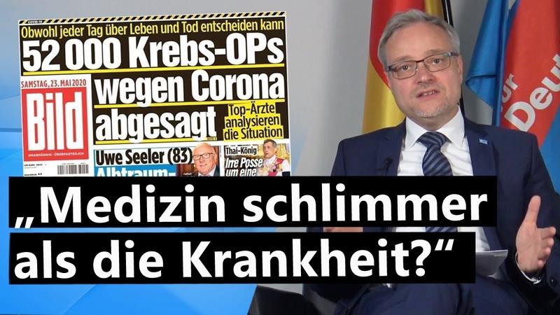 Verfassungsfeindliche Verfassungsrichter und der ganz normale Corona Wahnsinn Tollhaus Deutschland